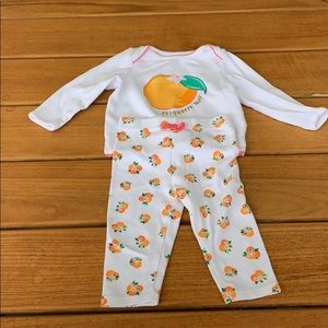 Kate spade infant outfit